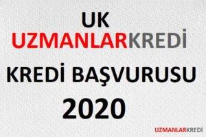 Kredi Başvurusu 2020