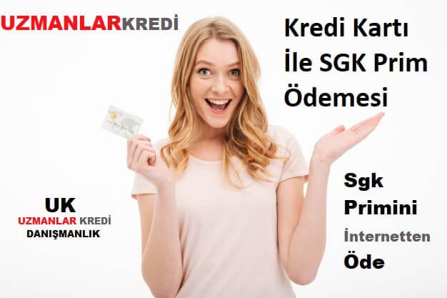Kredi Kartı İle SGK Ödemesi Yapmak