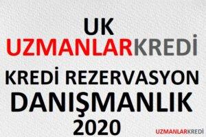 Kredi Rezervasyon Danışmanlık 2020