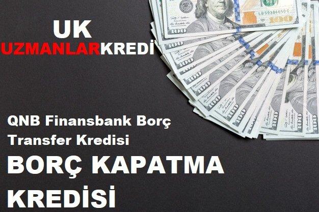 İşte Finansbanktan Borç Kapatmalı Kredi