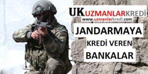 Jandarmaya Kredi Veren Bankalar