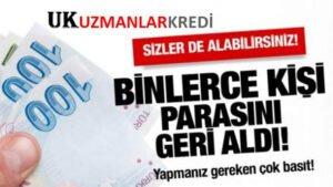 Read more about the article Kredi Dosya Ücreti Geri Alma