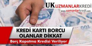 Read more about the article Ziraat Bankası Borç Kapatma Kredisi