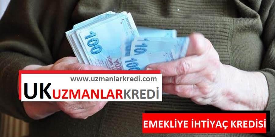 Emekliye İhtiyaç Kredisi Veren Bankalar