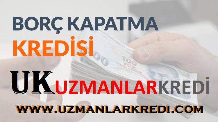 Tüm Borçları Toplayan Kredi