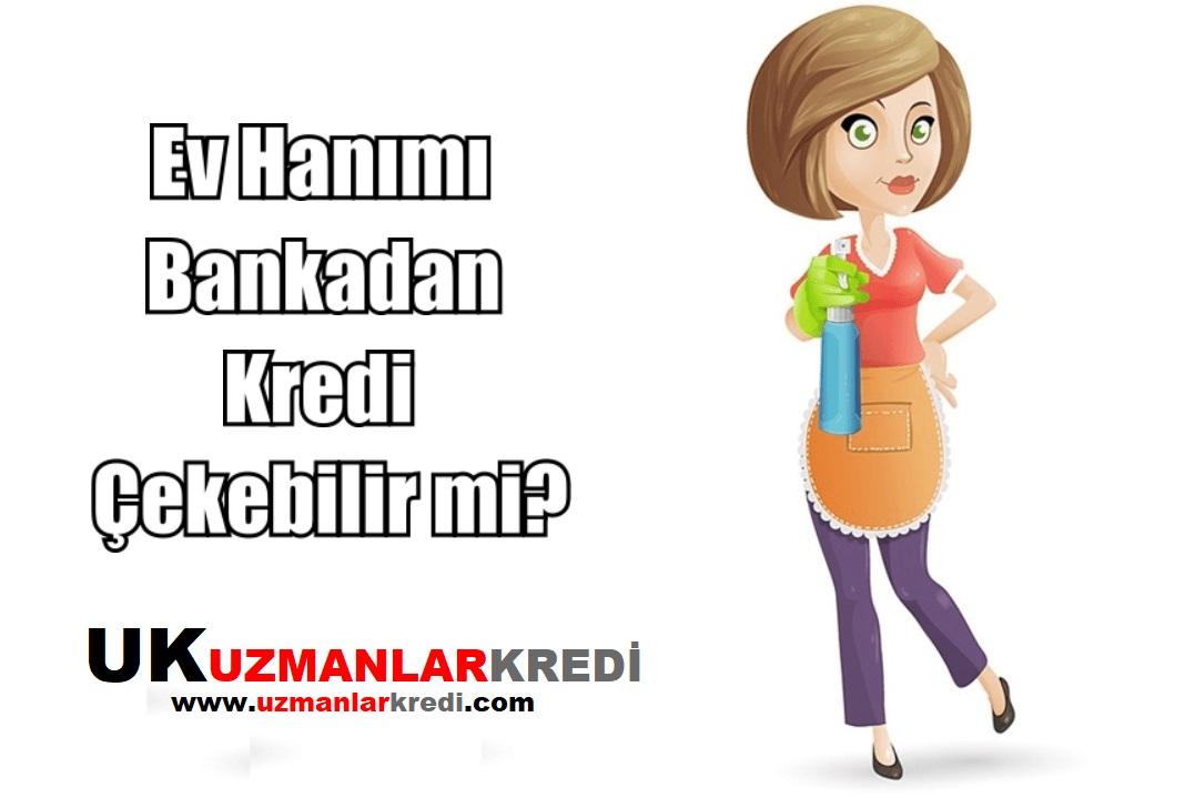 You are currently viewing Ev Hanımı Kredisi Nedir?