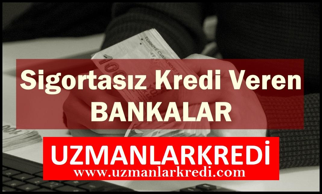 You are currently viewing Sigortasız Kredi Başvurusu 6 Önemli Banka