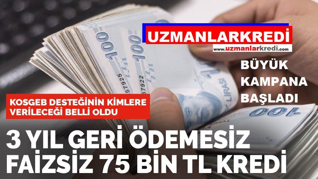 You are currently viewing Esnafa 3 Yıl Geri Ödemesiz Kredi Hamlesi Rahatlama Planı! Kimler Faydalanacak?